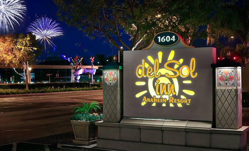 Del Sol Inn - Anaheim, CA
