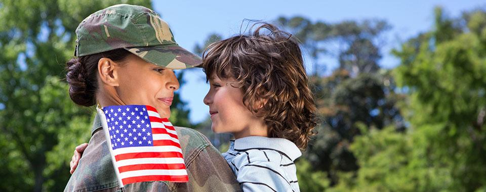 Military Specials at Del Sol Inn, California